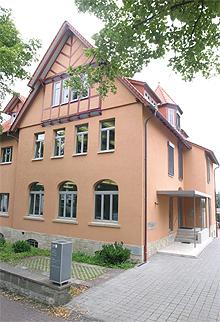 Alte jüdische Schule in Warburg